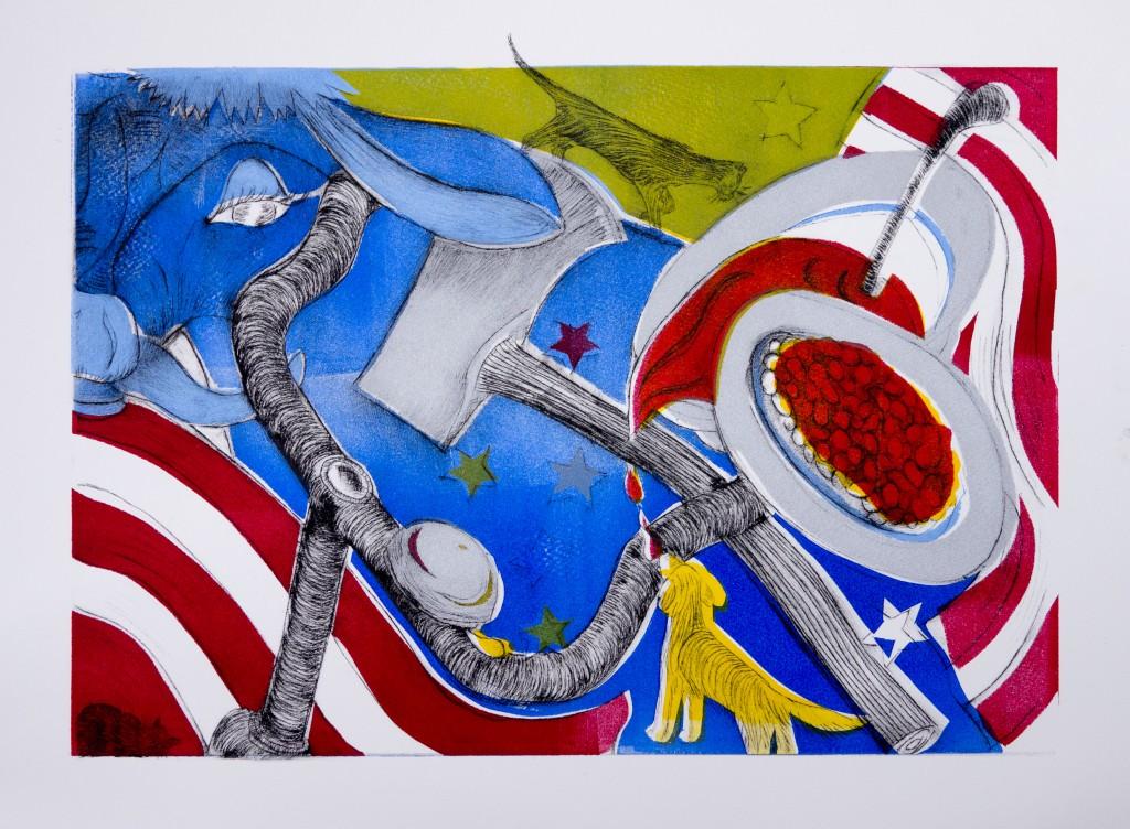 America, but not yet - Paul Bunyan